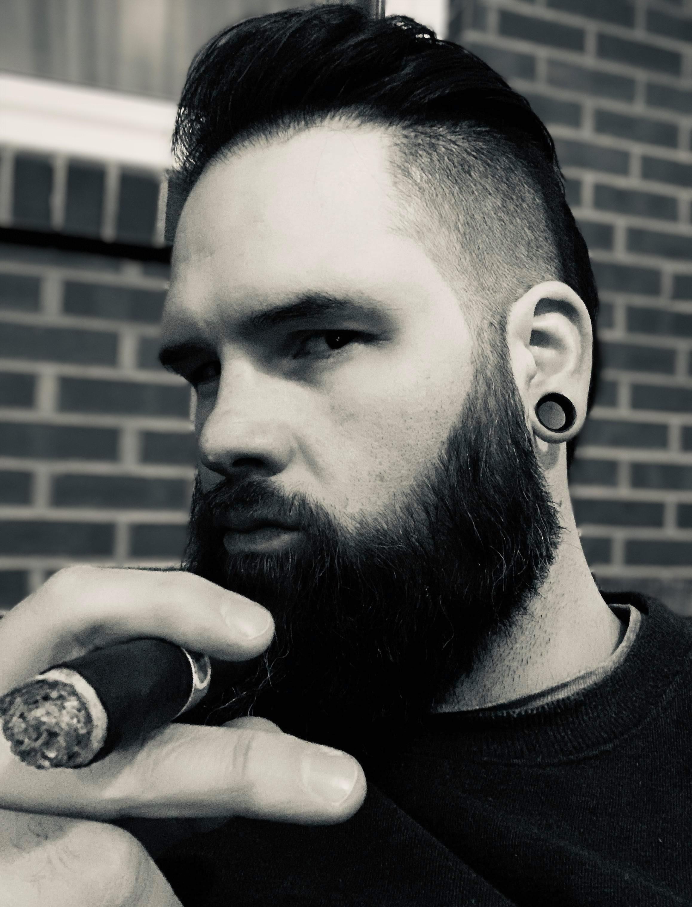 Portrait of Jim Stigall