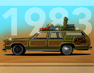 AutoPop: Wagon Queen Family Truckster