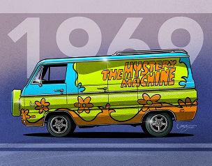 AutoPop: Mystery Machine